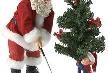 Santa Claus / by Nancy Violette