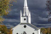 Beautiful Churches  / by Kristen Bisanz