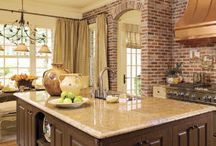 Kitchens, heart of the home / by Debbie Bolch