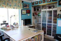 Craft Rooms / by Lori Lehman