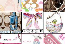 Coach Coach and more Coach.... / by Michelle Struzenberg
