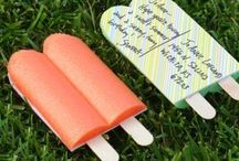 Summer pen pal project! / by Sharon Stone