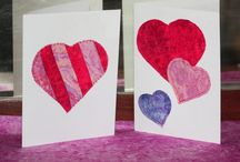 Valentine's Day / Everything hearts, chocolate, and more! / by Fabri-Quilt, Inc.
