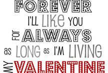 Valentine Ideas / by Margie Frank