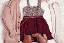 Fashion Inspiration / by Savannah Miller
