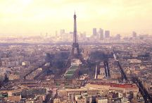 Francophile / Paris is always a good idea  -Audrey Hepburn- / by Vivienne Vrolijk