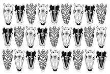 Pattern ideas / by Jenny Sutherland