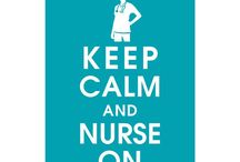 nurse stuff / All things about nursing.  / by Angie Miller