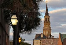 Charleston ,SC / by Nina Watson