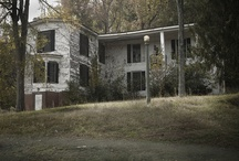 Haunted places / by Vasaliki Proitsis-Teal