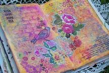 Art journal 9 / by Albina