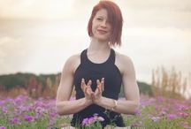 {trainings + programs} / yoga teacher training, online & in-person programs for yoga teachers, yoga therapists, & wellness professionals / by Kellie Adkins | Yoga Therapist + Coach