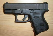 Guns / My new hobby.  / by Jason Gray