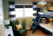 Big Boy Rooms / by Ashley Dietrick