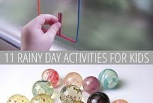 Kid Stuff / Babysitting activities and other fun ideas to do with kids. / by Haleigh Pete