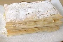 Italian Sweets Recipes / by Rita Cervini