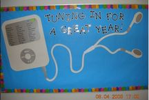 BulleTiN BoArDs / by Laurie