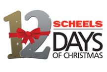 12 Days of Christmas / by Scheels