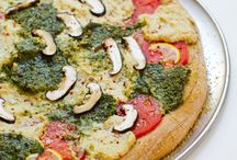 Vegan Pizza... / by Audrey Gagel