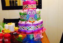 Girl Birthday / by Jessica Johnson