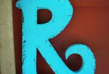 R is for Ruth! / by Jill Crowder