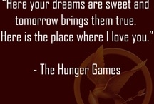 Hunger Games / by Maggie Gehrls