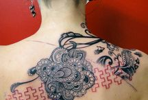 tattoos! / by Haley Robertson