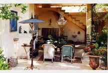 outdoor spaces and gardening / by Jody Smith