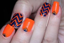 Nails did.  / Manicures!  / by Lizz Anne