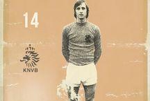 Soccer / Soccer // Poster // Voetbal // Fútbol // Calcio // Football // Futebol // Fußball / by Edwin van Praet