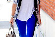 Celebrity Style / by Vanessa Jose