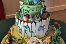 Cakes/Garden-Outdoor-Nature / by LeeAnn Slauson