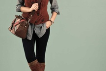 Fossil Holiday Lookbook- Kendi / by Mara Joie Rojero