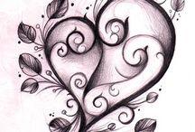 Ta'do-a-Tattoo~Jen/Jay~thoughts perhaps / by Jen Witt Millette