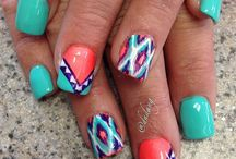 Nails / by Taylor Flanery