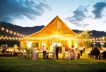 Barn Venue / Dreams of owning a wedding and event venue! / by Erin Williamson