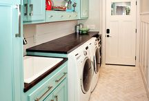 laundry room / by Donna Chitwood