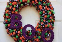 Wreaths-Fall &Halloween / by Sherri Hall