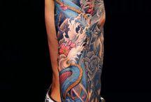Tattoo love / by Kaiya Sjoholm