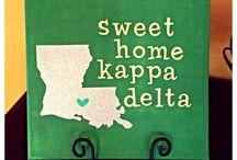 Kappa Delta. / by Lauren Broussard