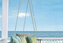 Beach/Island decor / by Leslie Jaeger