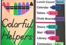 Preschool Class / by Kailey Gibbs