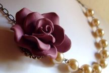 Bridesmaid Jewelry / Help me pick what you love and will look awesome with your dress! / by Liz Duffy