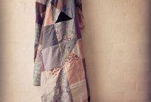 Arts: Hanging fabrics / by K. Ahuja