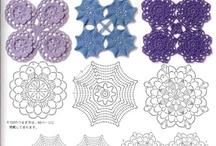 Crochet motifs / by Ilham Fath