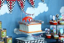Boy birthday party / by Christy Johns