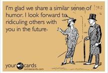 Funny / by Elizabeth Wise