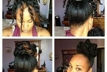 Natural Hair!! / by Debra El-Amin