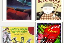 Picture Books For Teaching Reading and Writing / by Wendy Martin