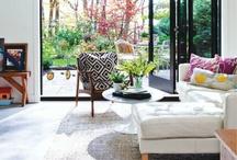 Living room / by Tracy Rassett